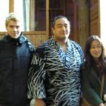 Me Osumosan and Hemi